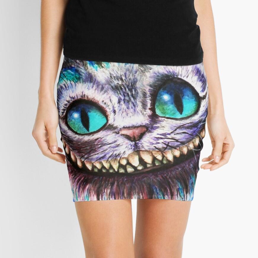 Cheshire Minifalda
