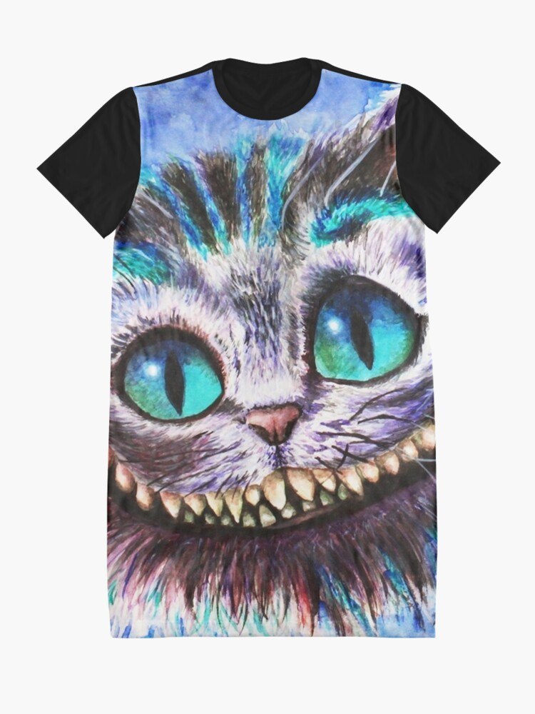 Vista alternativa de Vestido camiseta Cheshire
