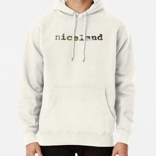 n(iceland) Pullover Hoodie