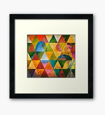 contemporary Framed Print
