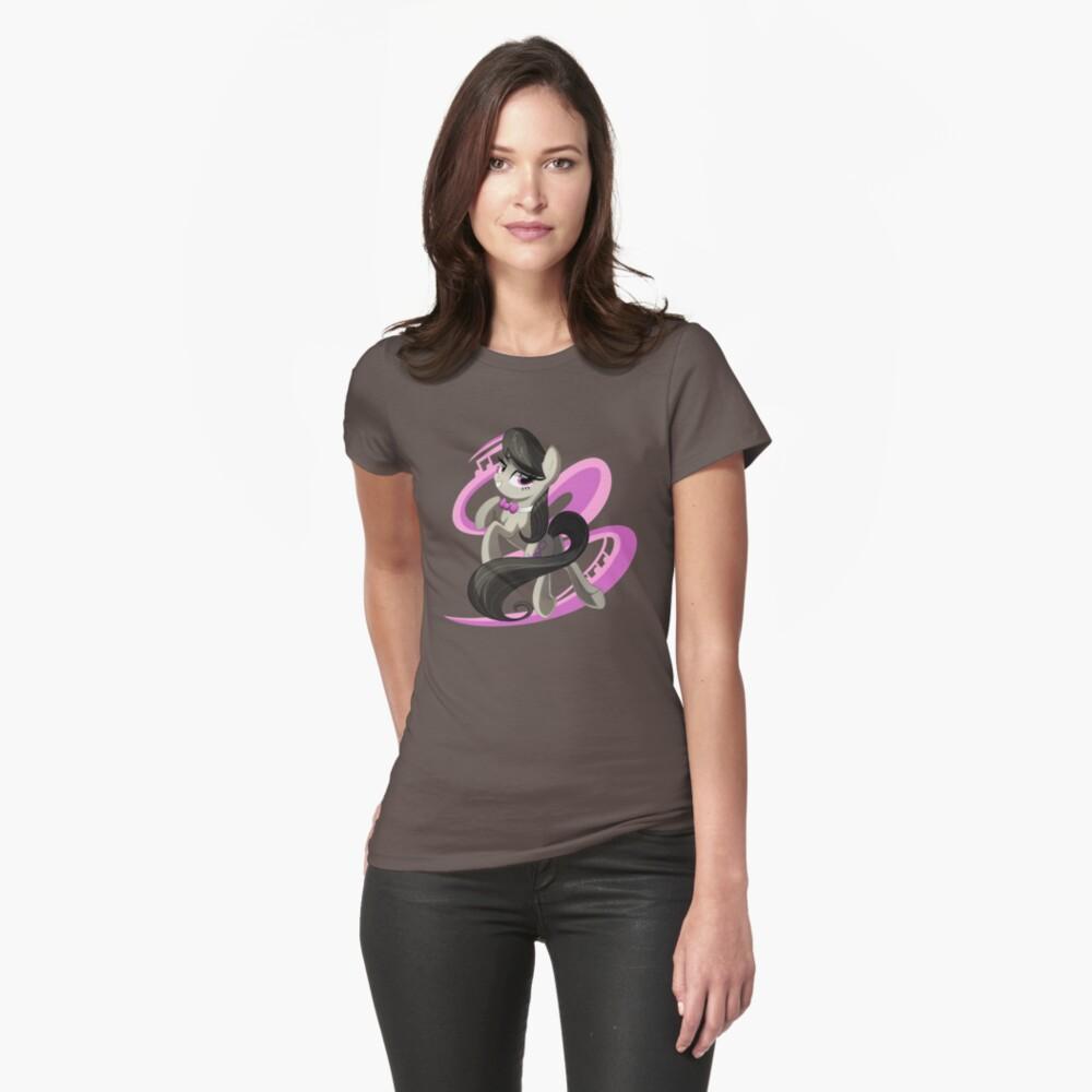 Octavia Womens T-Shirt Front