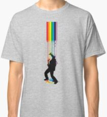 Somewhere Over the Rainbow - Someone's Getting Wet Classic T-Shirt