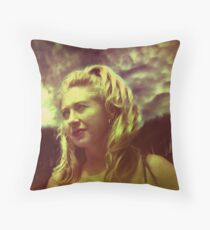 Dark Tendencies Throw Pillow