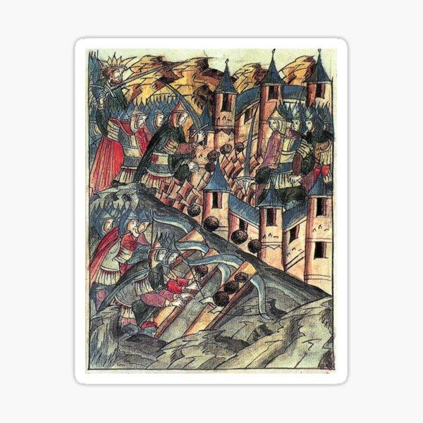Siege of Kozelsk Sticker