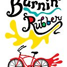 Burnin' Rubber   by Andi Bird