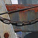 Crusty Old Rust by Monnie Ryan