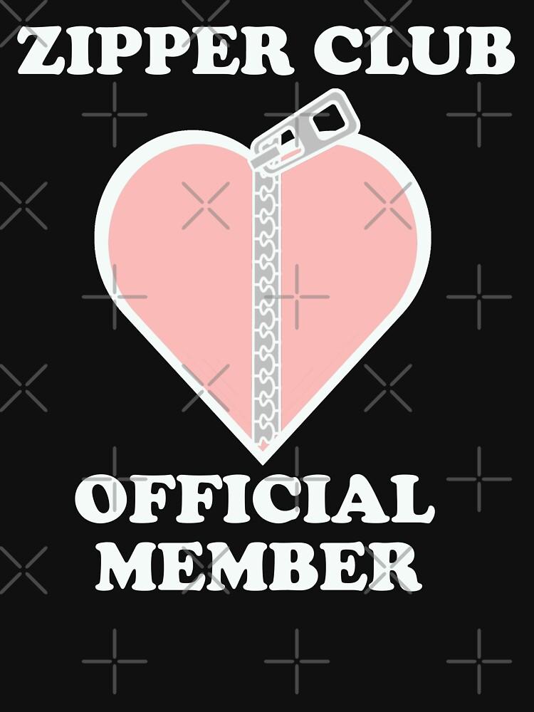 Zipper Club Official Member by FunThingstoDo