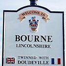 Bourne, Lincolnshire - Twinned with Doudeville by Mick Smith