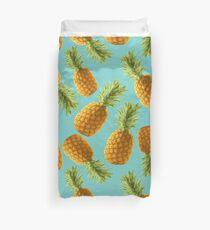 Ananas-Muster Bettbezug
