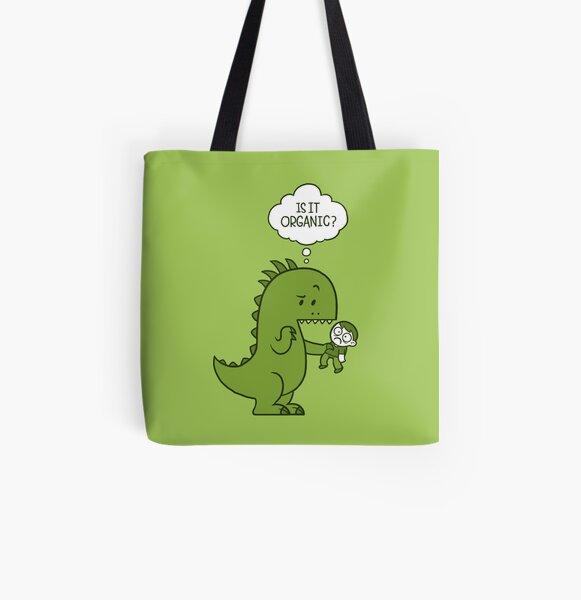 Jurassic Park World Dinosaur Reusable Eco Tote Bag School Gift Travel Halloween