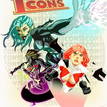 We Are ICONS! by RAHeight