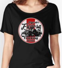 Furiosa trucking Women's Relaxed Fit T-Shirt