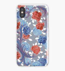 Japanese blossom iPhone Case/Skin