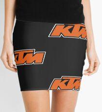 KTM Logo Motorcross Dirt Bike Fahrer Minirock