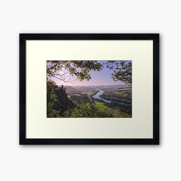 Morning, Carse of Gowrie Framed Art Print