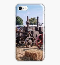 Ancient Tractors ;-) - HDR iPhone Case/Skin