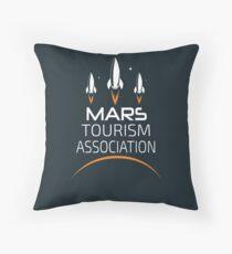 Mars Tourism Association - Weltraumforschung - Balsamisches Gleichgewicht Bodenkissen