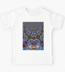 Fractal Vortex 1020HTC Digital Art Design Kids Tee