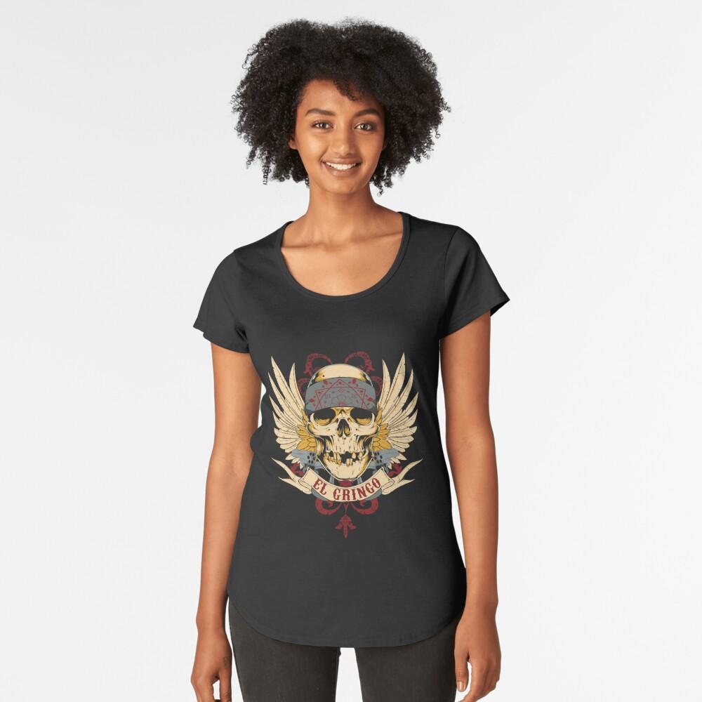 El Gringo Premium Scoop T-Shirt
