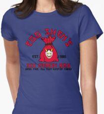 Egg Shen's six demon bag Women's Fitted T-Shirt