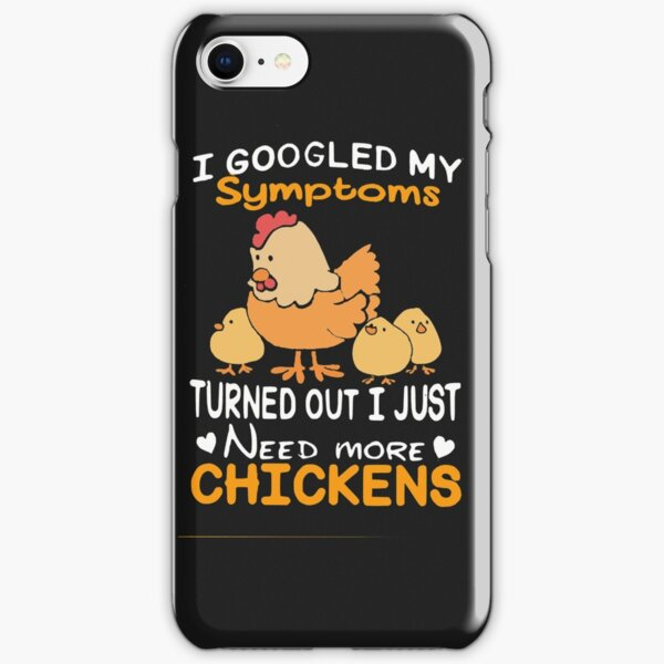 I need more Chickens iPhone Snap Case
