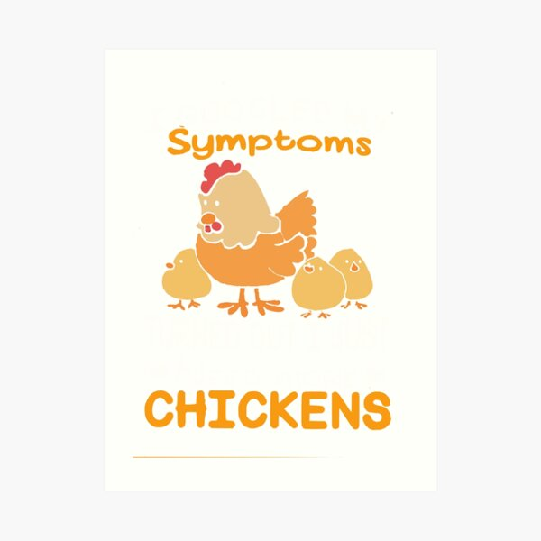 I need more Chickens Art Print