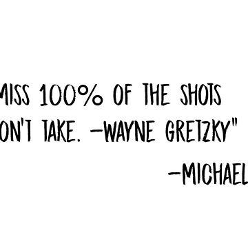 Wayne Gretzky - Michael Scott de tffindlay