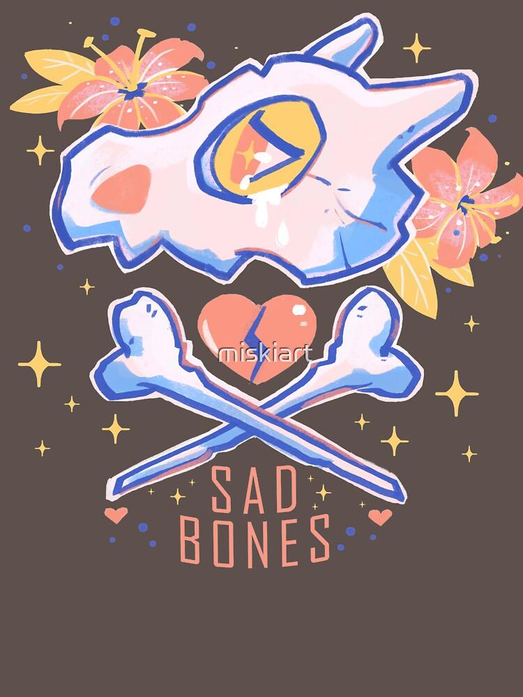 Sad Bones by miskiart