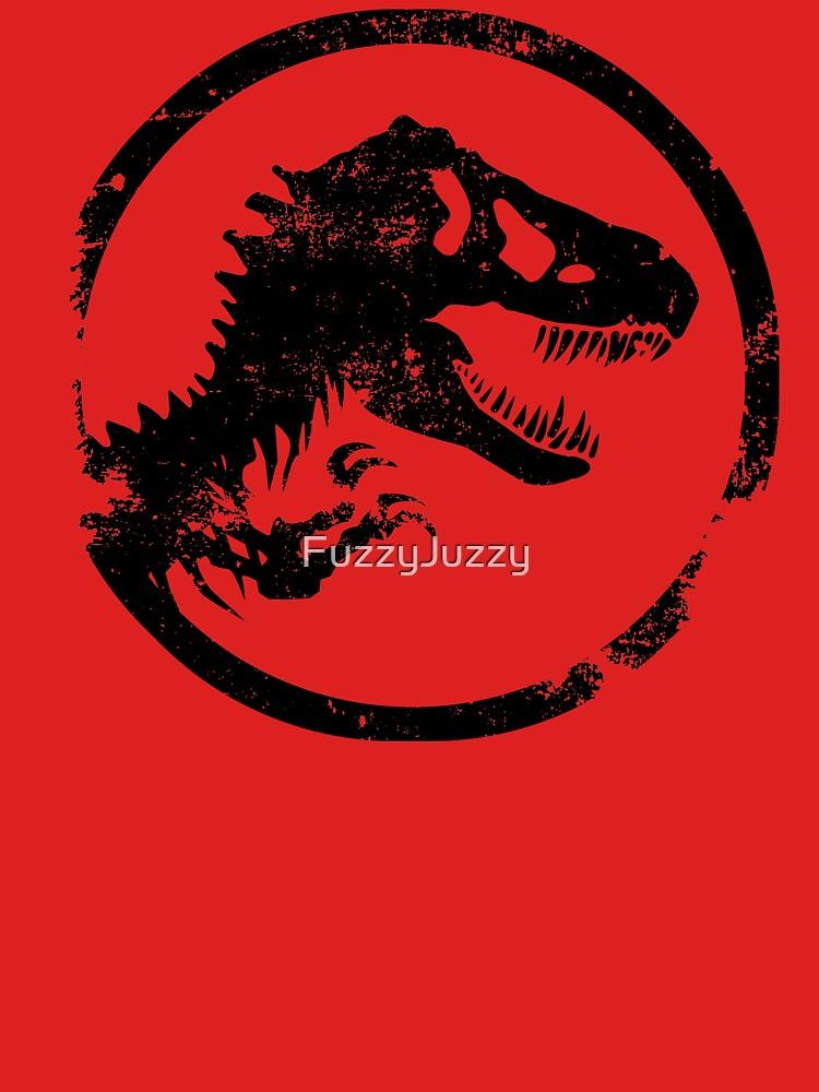TShirtGifter presents: Jurassic park/world logo | Unisex T-Shirt