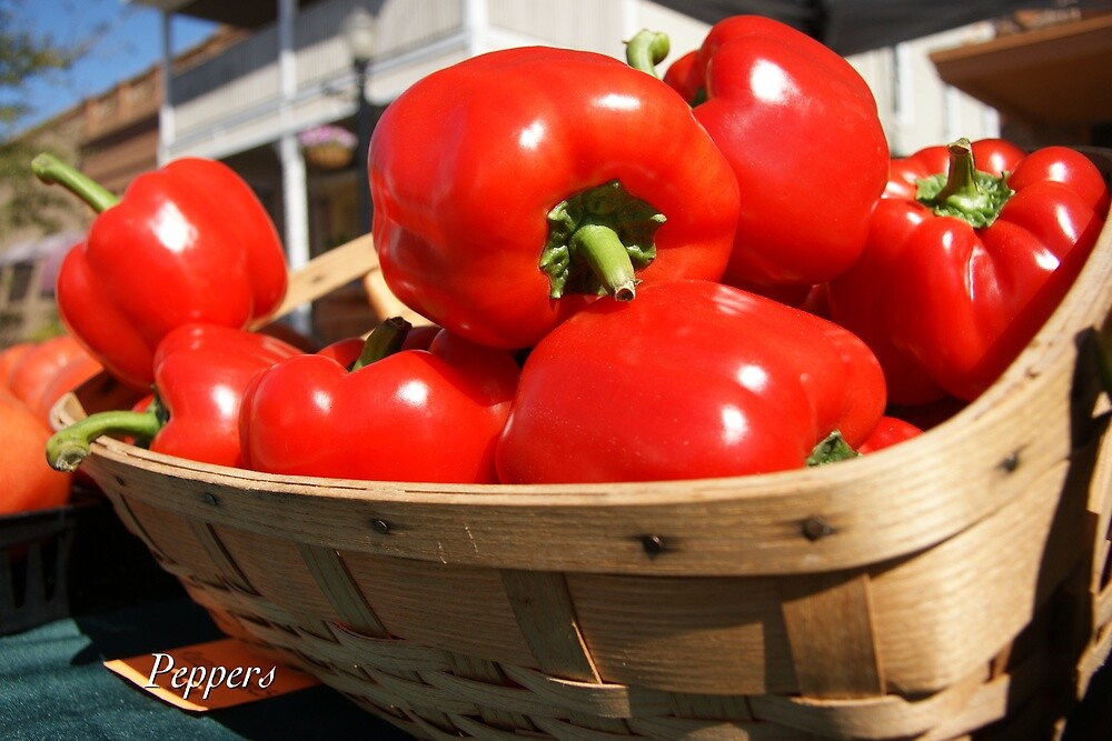 Peppers by JpPhotos