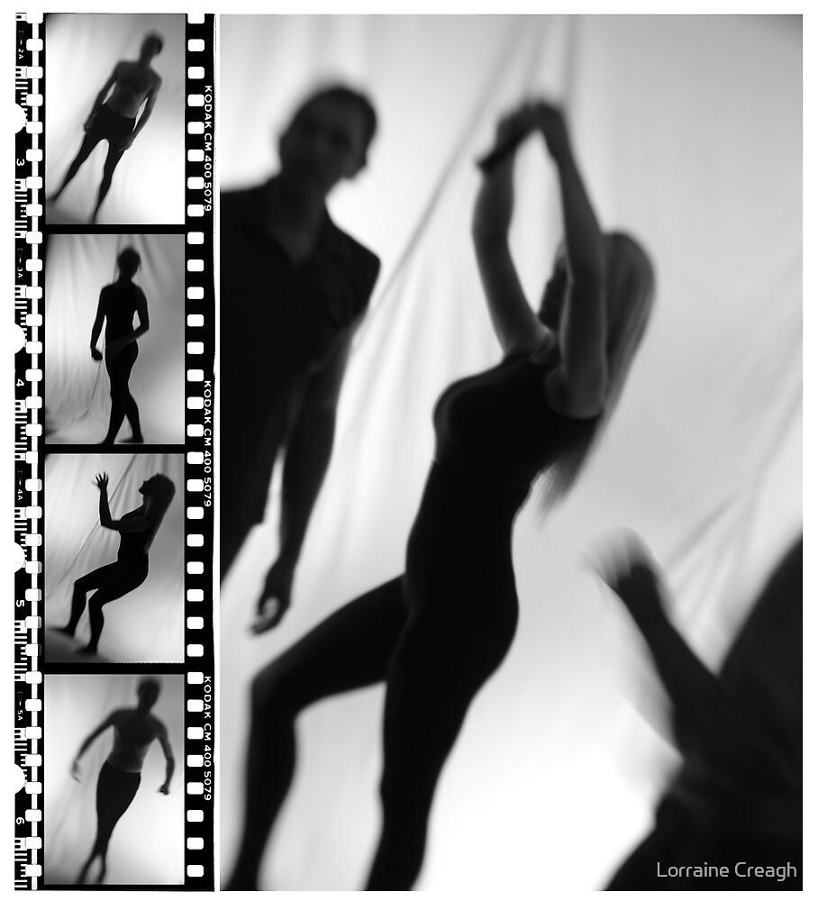 The Shoot by Lorraine Creagh