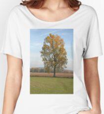 Lone Poplar 2 Women's Relaxed Fit T-Shirt