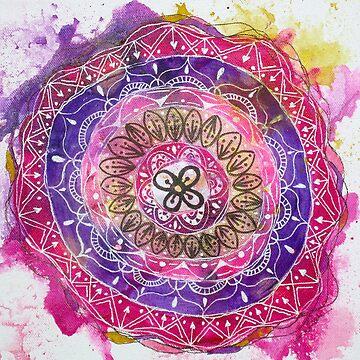 Abundance Manadala by classygirl