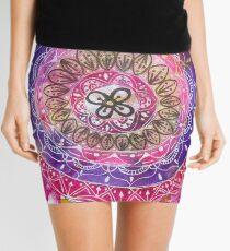 Abundance Manadala Mini Skirt