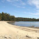 Lake St Clair Tasmania by Sprinkla