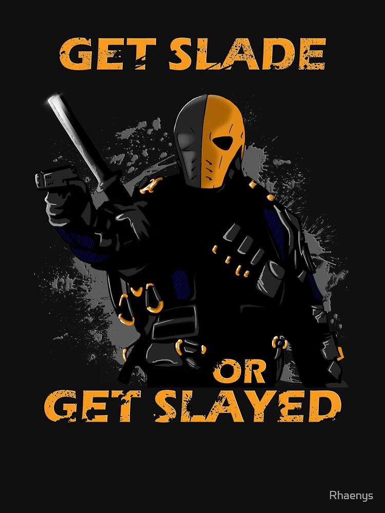 Deathstroke - Arrow | Unisex T-Shirt