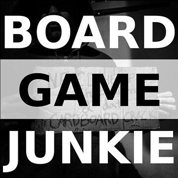 Cardboard Addiction Podcast Logo by cardboardaddict