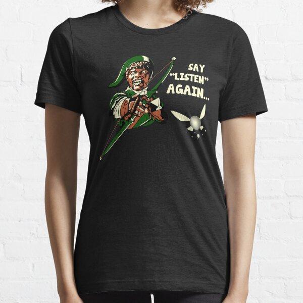 Say Listen Again Essential T-Shirt