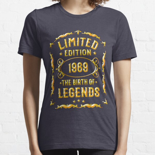 Born 1969 - 50th Birthday T-Shirt Essential T-Shirt