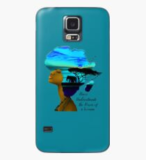 Never Underestimate the Power of a Woman Case/Skin for Samsung Galaxy