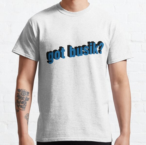got busik? Classic T-Shirt