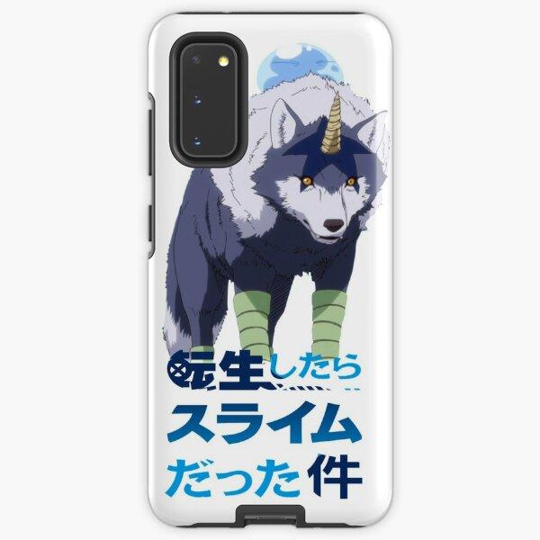 Rimuru riding Ranga Samsung Galaxy Tough Case