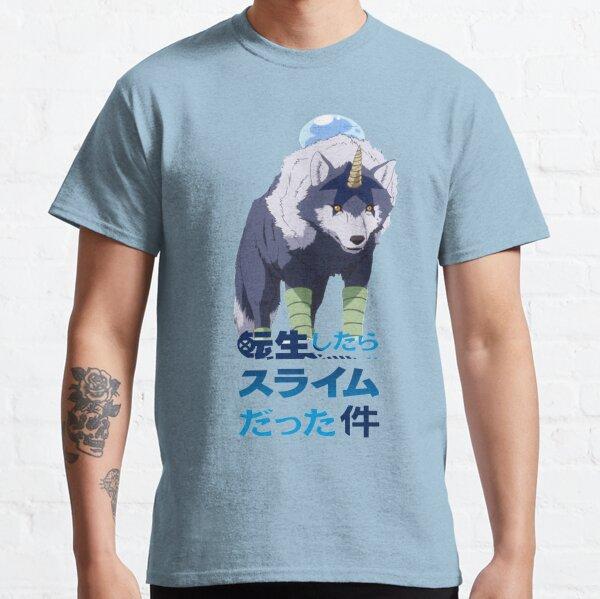 Rimuru riding Ranga Classic T-Shirt