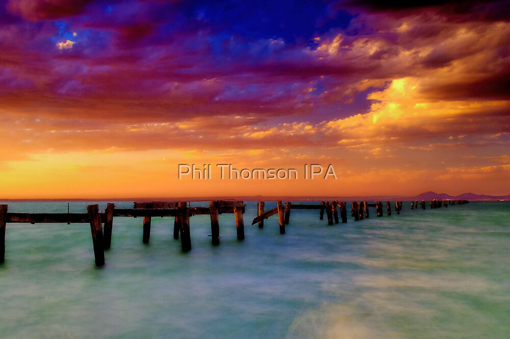 """""""Evening Impressions"""" by Phil Thomson IPA"""
