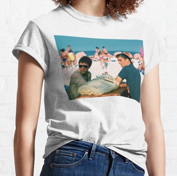 Tony Montana y Manny Ribera Camiseta clásica