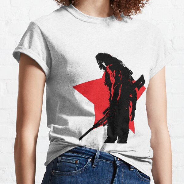 The Winter Silhouette Classic T-Shirt