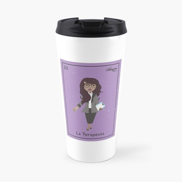 La Terapeuta Travel Mug