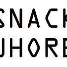 Snack Whore by LackaDaisy _