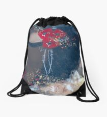 Sassy Girl Nicole Drawstring Bag