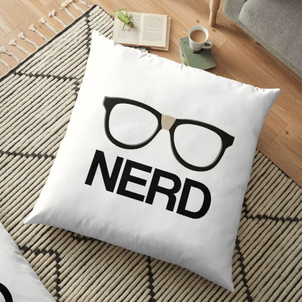 NERD Floor Pillow